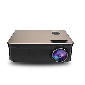 cheap Projectors-LED M5 Projector full HD Video 4000 Lumen 1280* 720P  Beamer Home Cinema 3D