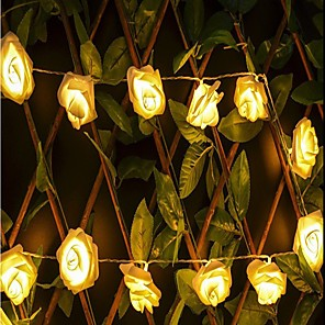 cheap Gifts & Decorations-LED Lights Material Wedding Decorations Wedding Wedding Summer / All Seasons