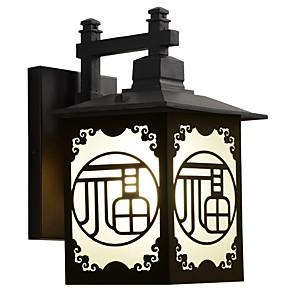 cheap Outdoor Wall Lights-Ecolight 1pc 5 W Outdoor Wall Lights Waterproof Creative Warm White 220-240 V 110-120 V Outdoor Lighting Courtyard Garden 5 LED Beads