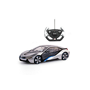 cheap Toy Cars-1:14 Toy Car Music Car Bus Remote Control / RC Parent-Child Interaction Plastic & Metal Plastic Shell Mini Car Vehicles Toys for Party Favor or Kids Birthday Gift