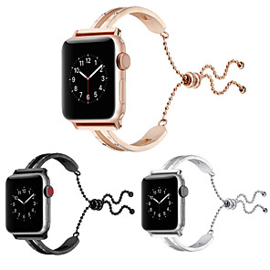 cheap Other Phone Case-Watch Band for Apple Watch Series 5/4/3/2/1 Apple Jewelry Design Stainless Steel Wrist Strap