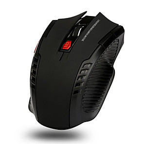 cheap Sleeves,Cases & Covers-LITBest T11 Wireless 2.4G Gaming Mouse Led Light 4 Adjustable DPI Levels Keys 4 Programmable Keys
