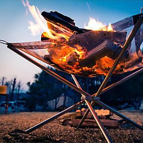 povoljno Šatori i bivaci-Kampiranje Vatrena jama Za jednu osobu Prijenosno Višefunkcijski Izdržljivost Oksford 304Nehrđajući čelik za 3-4 osoba Vanjski Camping & planinarenje Putovanje Piknik Obala