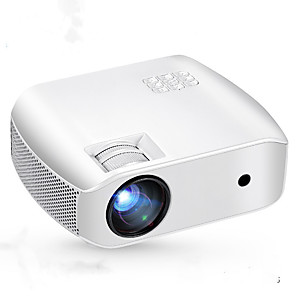 cheap Projectors-Projector F10 1280*720P Resolution full HD 1080P Portable Home Theater