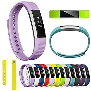 cheap Smartwatch Bands-Watch Band for Fitbit Alta HR / Fitbit Alta Fitbit Sport Band Silicone Wrist Strap