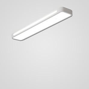 cheap Candle-Style Design-1-Light 10 cm LED Flush Mount Lights Metal Acrylic Linear LED / Modern 110-120V / 220-240V