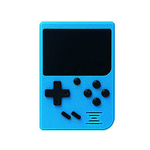 cheap Disinfection & Sterilizer-Handheld Game Player Game Console Rechargeable Mini Handheld Pocket Portable Built-in Game Card Classic Theme Retro Video Games with Screen Kid's Adults' 1 pcs Toy Gift