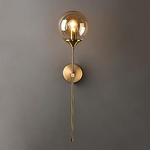 cheap Pendant Lights-LED Flush Mount wall Lights Bedroom / Shops / Cafes Metal Wall Light 110-120V / 220-240V