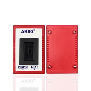 cheap OBD-Yourshops OBDII Scan Tool OBD2 OBDII Car Diagnostic Scanner AK90 Key Programmer for BMW EWS Car Alarm AK90 BMW Key Matching Instrument 1Set