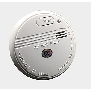 cheap Security Sensors-KD-133 Smoke & Gas Detectors for