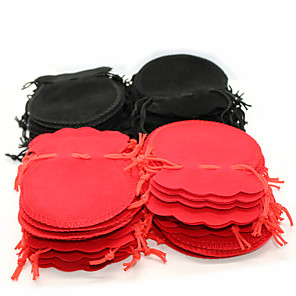 cheap Beads & Jewelry Making-Jewelry Bags - As Per Picture 8 cm 7 cm 0.2 cm / 50pcs