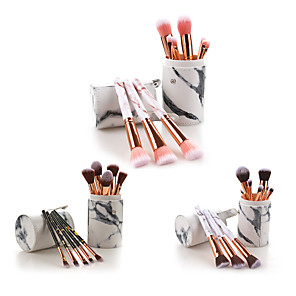 cheap Eyeliner Brushes-Professional Makeup Brushes 10pcs Soft New Design Full Coverage Lovely Comfy Plastic for Makeup Set Makeup Tools Makeup Brushes Blush Brush Foundation Brush Makeup Brush Lip Brush Eyeshadow Brush