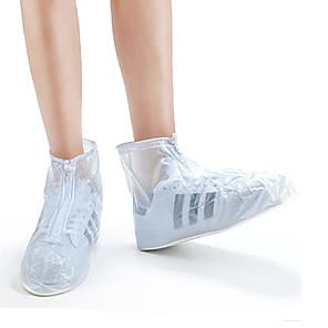 cheap Shoes Covers & Rainshoes-1 Pair Unisex Shoe Cover Standard Solid Colored Sports Simple Style PVC(PolyVinyl Chloride) EU40-EU46