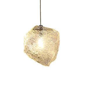 cheap Pendant Lights-1-Light 15 cm Pendant Light Glass Glass Mini Nordic Style 110-120V / 220-240V