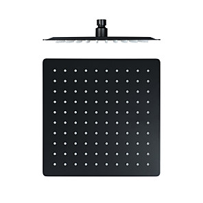 cheap Rain Shower-Contemporary Rain Shower Painted Finishes Feature - Shower, Shower Head