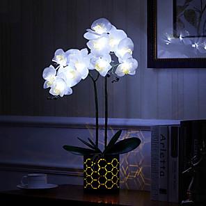 cheap LED String Lights-1pc LED Night Light Staycation White Creative 220-240 V