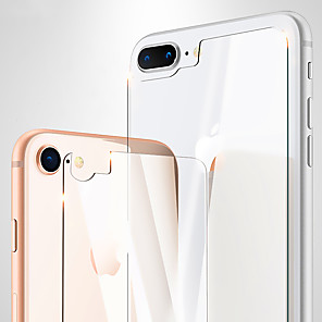 cheap iPhone Screen Protectors-Back Screen Protector for iPhone 6/ 6S/ 6S Plus/ 7/7 Plus/8/8 Plus High Definition (HD) Back Protector 1 pc Tempered Glass