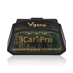 cheap OBD-Vgate iCar PRO Bluetooth 4.0/WIFI OBD2 scanner for Android/IOS car diagnostic tool elm327 V2.1 iCar PRO Bluetooth Code Reader