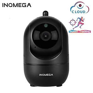 cheap Indoor IP Network Cameras-INQMEGA HD 1080P Cloud Wireless IP Camera Intelligent Auto Tracking Of Human Home Security Surveillance Night Vision Two Way Audio Cloud Storage CCTV Network Wifi Camera