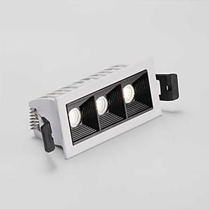 cheap Spot Lights-PUSHENG 4.5 cm Adjustable / Flush Mount Spot Light Aluminum Resin Modern Generic