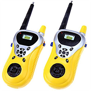 cheap Electronic Learning Toys-2 pcs Toy Walkie Talkies Stress Reliever Other Parent-Child Interaction Kid's Toys Gifts