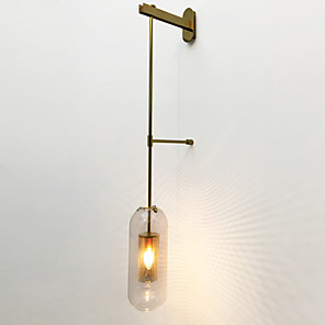 cheap Indoor Wall Lights-Eye Protection / Creative Modern Contemporary Wall Lamps & Sconces Living Room / Bedroom Metal Wall Light 110-120V / 220-240V