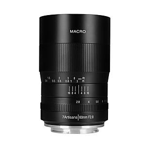 cheap Lenses-7Artisans Camera Lens 7Artisans 60mmF2.8-ZforCamera