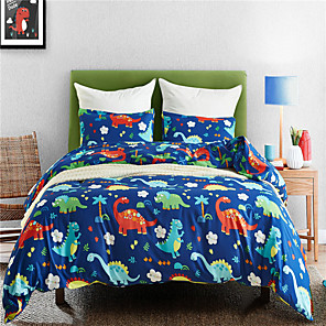 cheap Duvet Covers-Duvet Cover Sets Animal / Cartoon Polyester / Polyamide Printed 3 PieceBedding Sets