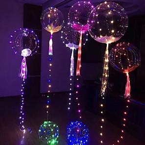 cheap Wedding Decorations-Balloon Plastic / Rubber Wedding Decorations Party / Festival Wedding All Seasons
