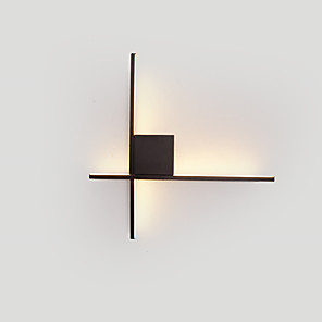 cheap Indoor Wall Lights-JSGYlights Lovely LED Nordic Style Wall Lamps & Sconces Living Room Bedroom Aluminum Wall Light Generic 12 W LED Integrated