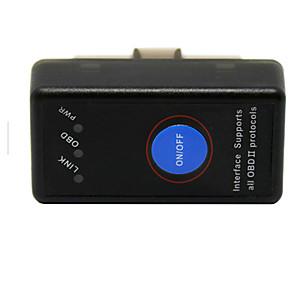 cheap OBD-diagnostic tool obd2 power tool switch elm327 car scanner multimarcas obd2 scanner obd2