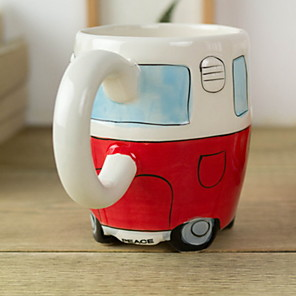 cheap novelty kitchen tools-Mugs&Cups Porcelain Cute Casual / Daily Drinkware