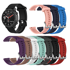 cheap Smartwatch Bands-Watch Band for Amazfit  GTR  47mm Huami Sport Band Silicone Wrist Strap