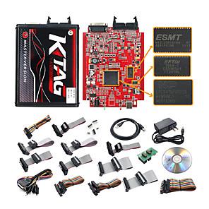 cheap OBD-KESS Ktag K TAG V7.020 KESS V2 V5.017 SW V2.25 v2.47 2.53 Master ECU Chip Tuning Tool K-TAG 7.020 Online Better KTAG V7.003