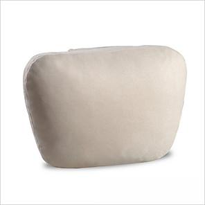 cheap Car Headrests&Waist Cushions-car seat headrest biological velvet pillow neck pillow design S class car support cushion covers headrest