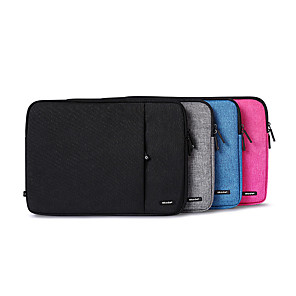 cheap Sleeves,Cases & Covers-T40 11.6 Inch Laptop / 13.3 Inch Laptop Sleeve / Briefcase Handbags Bast & Leaf Fibre Solid Color for Business Office Unisex Shock Proof