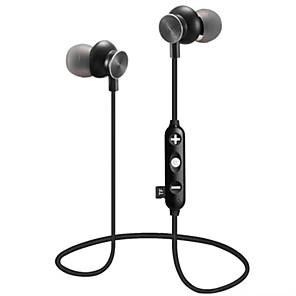 cheap Sports Headphones-LITBest M14 Neckband Headphone Wireless Noise-Cancelling Stereo Sweatproof Earbud
