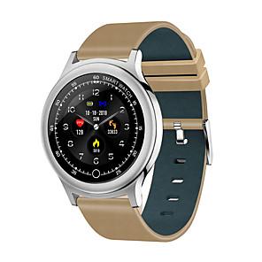 cheap Smartwatches-Blood Pressure HR Monitor Sport Modes Pedometer Medicine Reminder IP68 Smart Watch