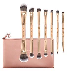 cheap Makeup Brush Sets-Professional Makeup Brushes 7pcs Soft New Design Adorable Wooden / Bamboo for Makeup Brush