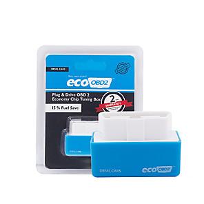 cheap OBD-Nitro OBD2 EcoOBD2 15% Fuel Save More Power ECU Chip Tuning Box Plug & Driver NitroOBD2 Eco OBD2 For Benzine Diesel Car