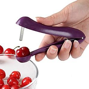 povoljno Sokovnici-kreativni alat za uklanjanje pitter voća trešnje kuhinje maslinova jezgra gadget stoner uklanjanje jama sjeme alat za dom