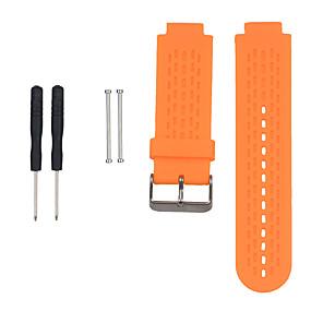 Недорогие Smartwatch Bands-ремешок для часов подхода s4 / подхода s2 garmin sport band силиконовый ремешок на запястье