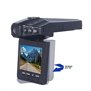 cheap Car DVR-1080p Full HD Car DVR 120 Degree Wide Angle 2.5 inch LCD Dash Cam with Night Vision / Loop recording Car Recorder