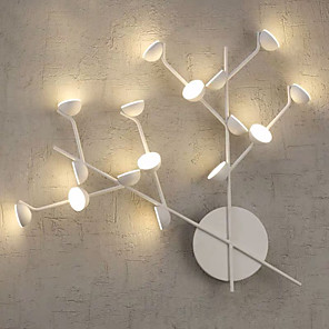 cheap Indoor Wall Lights-QIHengZhaoMing LED / Modern Contemporary Wall Lamps & Sconces Shops / Cafes / Office Metal Wall Light 110-120V / 220-240V 3 W