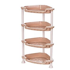 cheap Bathroom Gadgets-Cosmetics Storage Storage Modern PVC(PolyVinyl Chloride) 1pc - Body Care Toilet Accessories