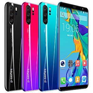 "cheap Cell Phones-BEST P33 Pro 5.72 inch "" 4G Smartphone (1GB + 4GB 6 mp MediaTek MT6580 3800 mAh mAh) / 1920*1080"