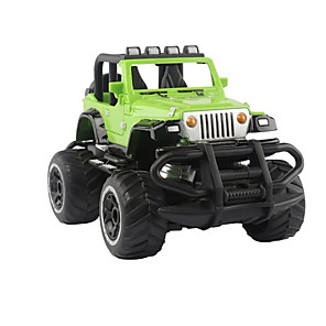 cheap Toy Trucks & Construction Vehicles-Toy Car Car Race Car Remote Control / RC Plastic PP+ABS Mini Car Vehicles Toys for Party Favor or Kids Birthday Gift