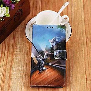 cheap iPhone Cases-Case For Apple iPhone XS / iPhone XR / iPhone XS Max Wallet / Card Holder / with Stand Full Body Cases PU Leather