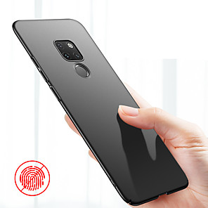 cheap Huawei Case-Ultra thin Case For Huawei Mate 20 Pro Mate 20 Lite Mate 20X Mate 20 P Smart 2019 Slim Matte PC Hard Cover For Mate 10 Pro Mate 10 Lite Mate 10 P Smart Plus 2019 P Smart Z P Smart Plus P Smart