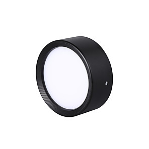 cheap Spot Lights-15 cm LED Spot Light Metal Cylinder Painted Finishes LED 110-120V / 220-240V
